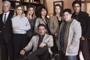 Il cast di In Treatment 2