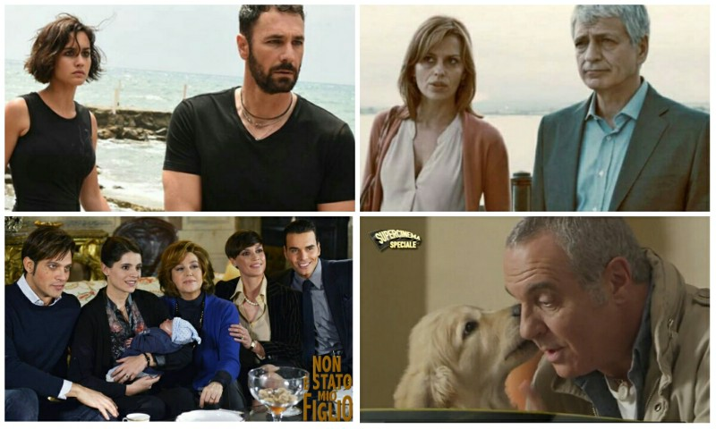 Serie Canale 5 2016