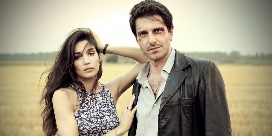 Mariela Garriga e Giampaolo Morelli