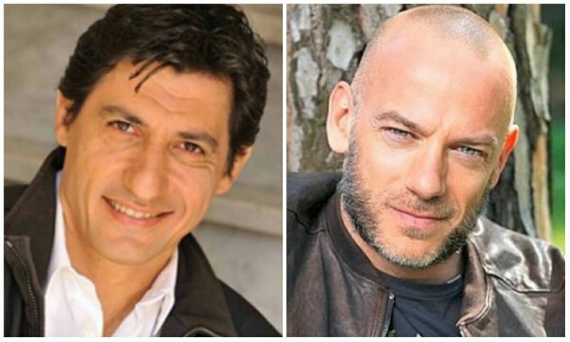 Emilio Solfrizzi e Filippo Nigro