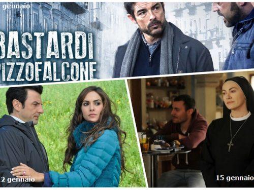 Fiction Rai in onda da gennaio 2017