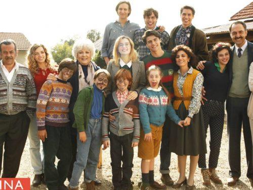 Questo nostro amore 80: cast e personaggi
