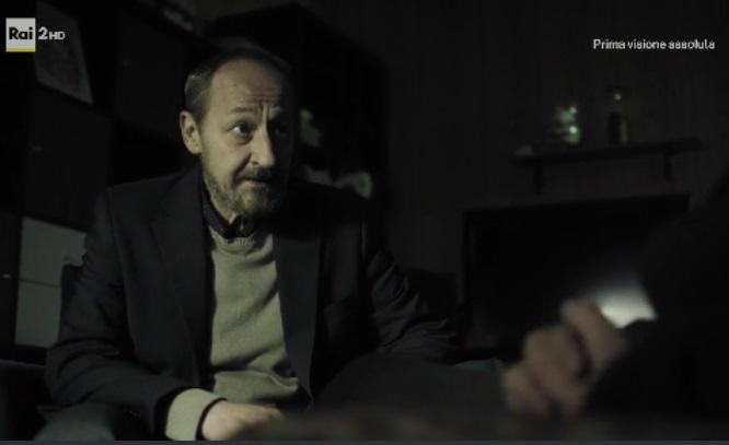 """Rocco Schiavone 2: Salvatore Cantalupo nel cast dell'episodio """"Pulvis et Umbra"""""""